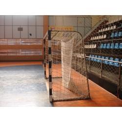 Plasă handbal poliamida d:3mm a:100mm fără perdea
